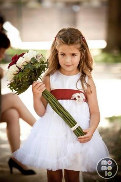 Vestidos ceremonia nina magnifica lulu