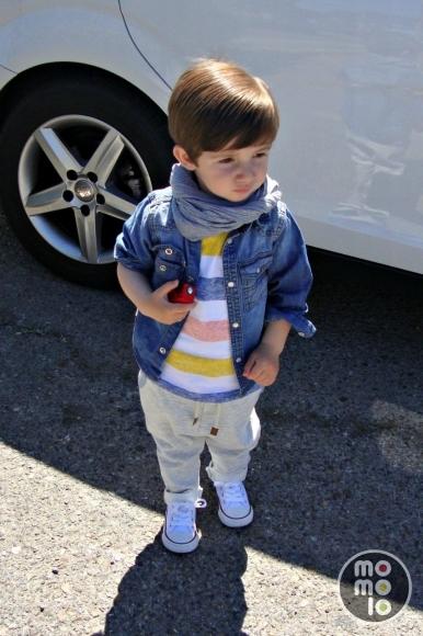 converse niño 2 años