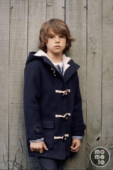 d632763c MOMOLO | fashion kids | Duffle Coat Zara, Jeans Zara, girl, 20140801133824.  1