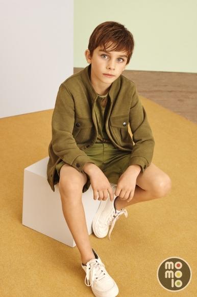 edaa44b4 Boy clothing: Shirts, Shorts, Sneakers | Zara | MOMOLO kids fashion social  network 3055