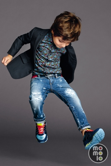 Boy Clothing Sneakers Jeans Shirts Blazers Dolce