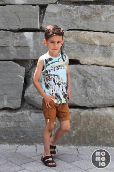 Boy Clothing T Shirts Shorts Sandals Evavirto