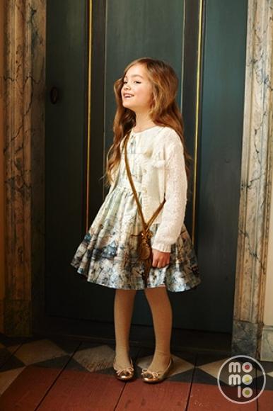 b79935fff Ropa para niñas: Vestidos, Rebecas, Bailarinas, Bolsos   Jottum   MOMOLO  red social moda infantil 4093