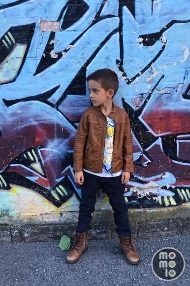 Ropa para niños: Cazadoras Anoraks, Camisetas, Pantalones