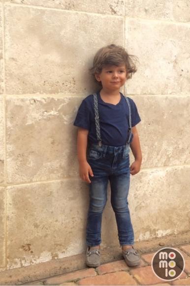 venta caliente online 9190c ef383 Ropa para niños: Camisetas, Pantalones largos, Tirantes ...