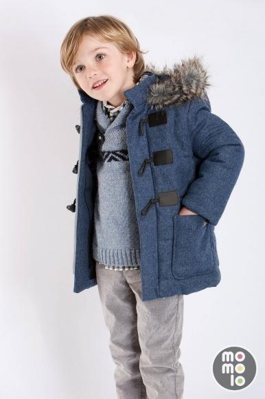 af41dc4b7 Ropa para niños: Cárdigans y jerséis, Trencas, Pantalones largos   Pili  Carrera   MOMOLO red social moda infantil 4336