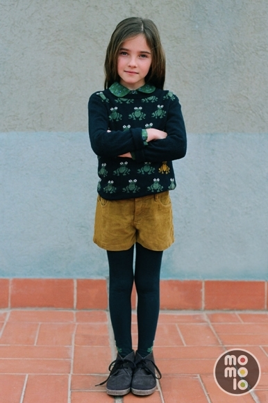 Girl Clothing Pullover Sweaters Shorts Tights Ankle