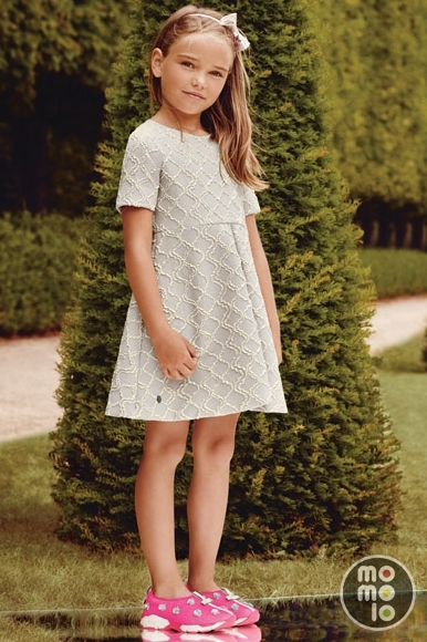 b1179d944ed Girl clothing: Dresses, Sneakers, Diadem | Baby DIOR | MOMOLO kids ...