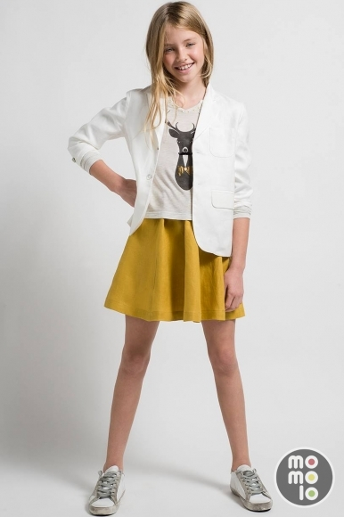 Girl Clothing Blazers T Shirts Skirts Sneakers