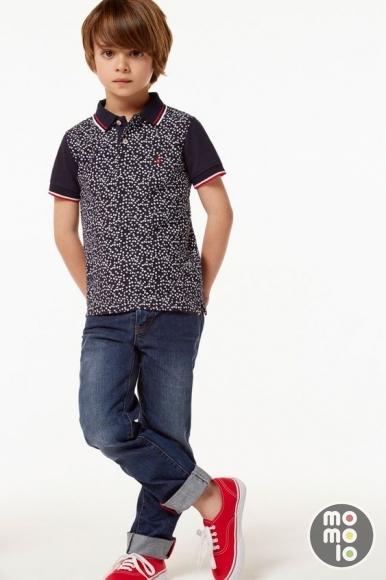 Boy Clothing Polo Shirts Jeans Sneakers Carolina