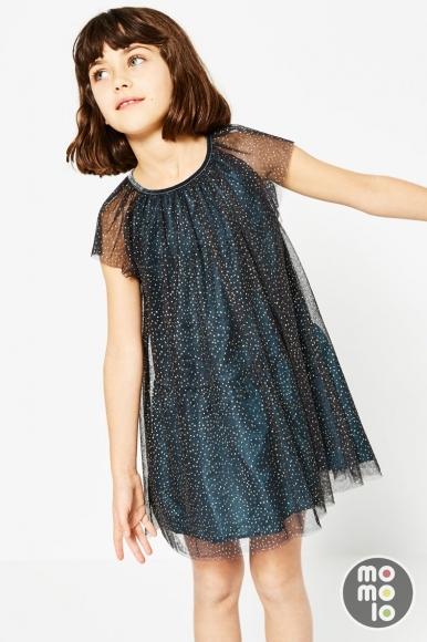 1cbf354c5 Ropa para niñas: Vestidos | Zara | MOMOLO red social moda infantil 5758