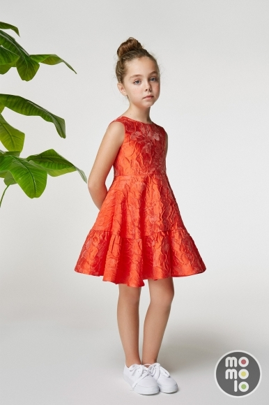 Girl Clothing Dresses Sneakers Carolina Herrera