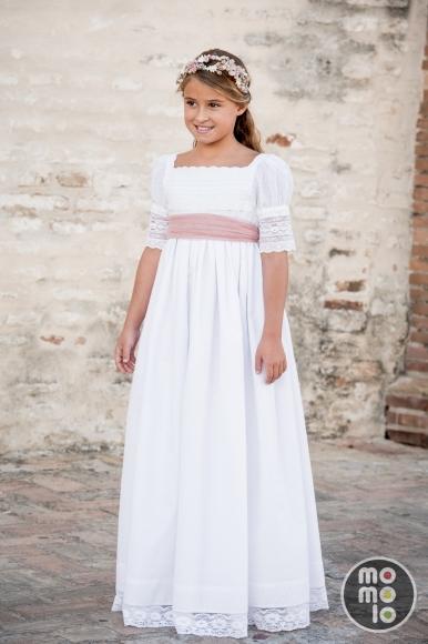 Ropa Para Niñas Vestidos De Comunión Pilar Del Toro