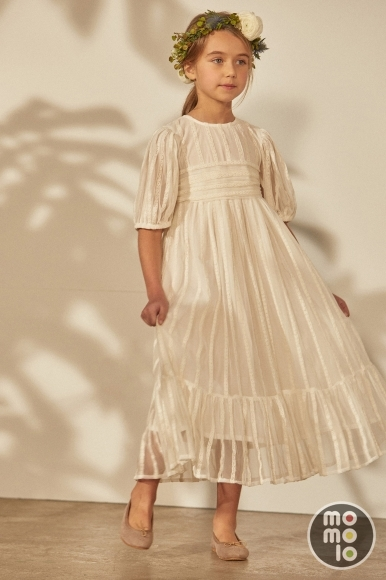 Precio pagable moda más deseable los más valorados Ropa para niñas: Vestidos de Comunión | Nícoli | MOMOLO red ...