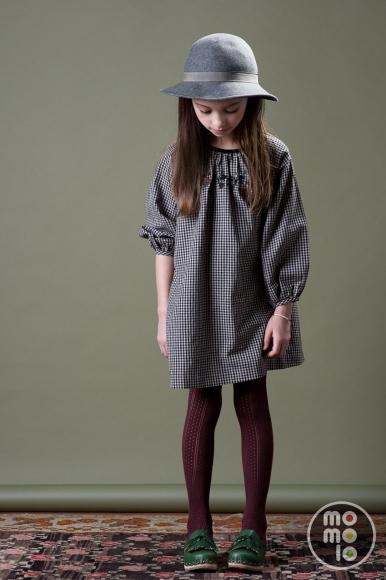 Girl Clothing Dresses Tights Hat Moccasins Caramel