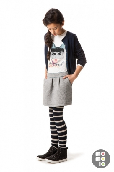 Girl Clothing Dresses Cardigans Tights Sneakers