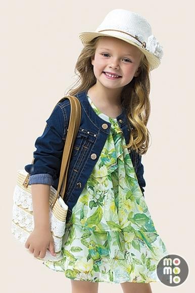 Girl Clothing Dresses Tweed Jacket Bags Hat Mayoral