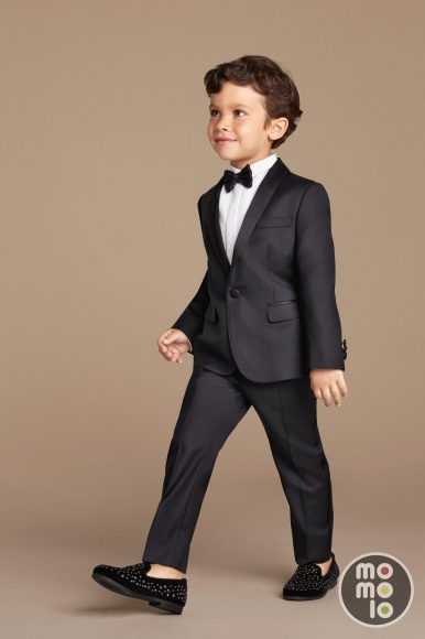 Boy Clothing Suit Jacket Blazers Trousers Slippers