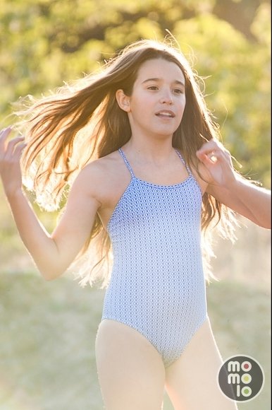 Pre Teens Swim Suit Bottom On Only Pictures: Girl Clothing: Swimwear