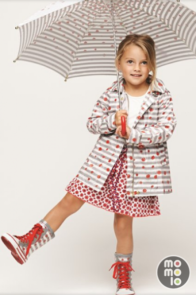 MOMOLO | moda infantil |  Paraguas Little Marc Jacobs, Chubasqueros Little Marc Jacobs, Faldas Little Marc Jacobs, Botas de agua Little Marc Jacobs, niña, 20140208024340