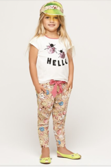 MOMOLO | moda infantil |  Gorras Little Marc Jacobs, Camisetas Little Marc Jacobs, Pantalones largos Little Marc Jacobs, Bailarinas Little Marc Jacobs, niña, 20140208023951