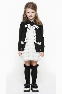 MOMOLO | moda infantil |  Rebecas Twin Set Girl, Vestidos Twin Set Girl, Calcetines Twin Set Girl, Mercedes Twin Set Girl, niña, 20140730084246