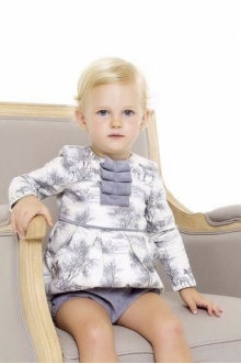 MOMOLO | moda infantil |  Blusones Kid's chocolate, Culotte Kid's chocolate, niña, 2147483647