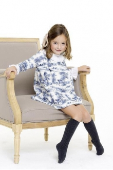 MOMOLO | moda infantil |  Vestidos Kid's chocolate, Calcetines Kid's chocolate, niña, 2147483647