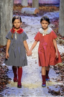 momolo, street style kids, fashion kids, Il Gufo
