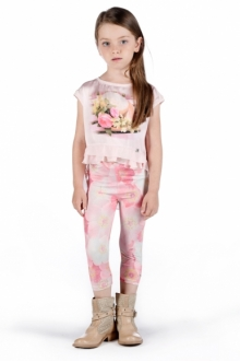 MOMOLO | moda infantil |  Camisetas Fun & Fun Girl, Leggings Fun & Fun Girl, Botines Fun & Fun Girl, niña, 20150522222100