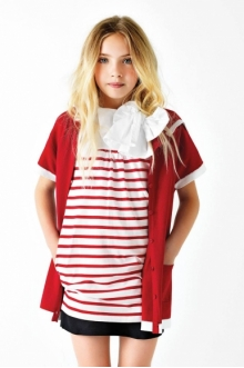 MOMOLO | moda infantil |  Blusones Twin Set Girl, Rebecas Twin Set Girl, Faldas Twin Set Girl, niña, 20150530115000