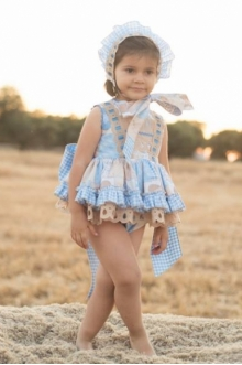 MOMOLO | moda infantil |  Vestidos Chic to kids, Capota Chic to kids, niña, 20160131004436