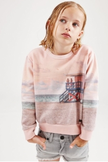 MOMOLO | moda infantil |  Sudaderas Finger In The Nose, Pantalones cortos / Shorts Finger In The Nose, niña, 20160131175644