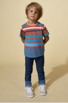 MOMOLO | moda infantil |  Camisetas Little Marc Jacobs, Pantalones Vaqueros / Jeans Little Marc Jacobs, Deportivas / Zapatillas Little Marc Jacobs, niña, 20160226230806