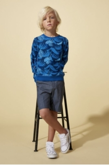 MOMOLO | moda infantil |  Sudaderas Little Marc Jacobs, Pantalones cortos / Shorts Little Marc Jacobs, Deportivas / Zapatillas Little Marc Jacobs, niña, 20160226231317