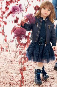 MOMOLO | moda infantil |  Vestidos Twin Set Girl, Cazadoras / Anoraks Twin Set Girl, Botines Twin Set Girl, niña, 20161018180208