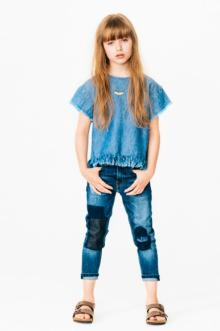 MOMOLO | moda infantil |  Camisas Finger In The Nose, Pantalones Vaqueros / Jeans Finger In The Nose, Sandalias Finger In The Nose, niña, 20170424003621