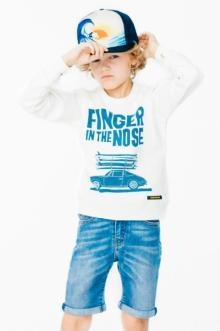 MOMOLO | moda infantil |  Camisetas Finger In The Nose, Pantalones cortos / Shorts Finger In The Nose, Gorras Finger In The Nose, niña, 20170424004236