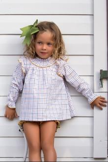 MOMOLO | moda infantil |  Vestidos Kid's chocolate, Lazos Kid's chocolate, niña, 20180905142211