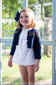 MOMOLO | moda infantil |  Rebecas Kid's chocolate, Vestidos Kid's chocolate, Lazos Kid's chocolate, niña, 20180905142640