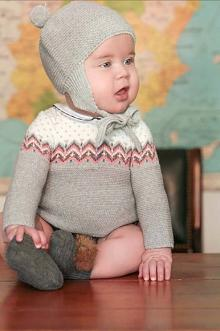 MOMOLO | fashion kids |  Bonnet Foque, Pullover / Sweaters Foque, Booties Foque, girl, 20180909101725