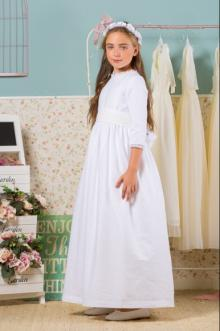 MOMOLO | fashion kids |  Communion Dresses Coordinanos, Crown Coordinanos, Ballerina Shoes Coordinanos, girl, 20181114224817