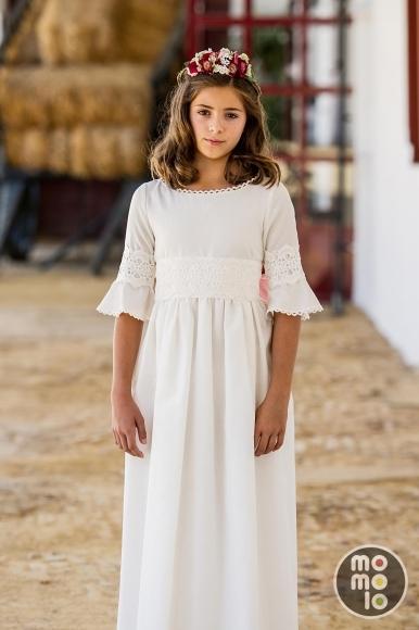 Vestido comunion nicoli 2019