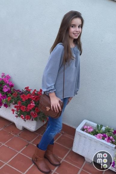 Girl Clothing Bags Ankle Boots Shirts Jeans La Casita De Martina Momolo Kids Fashion Social Network 4208